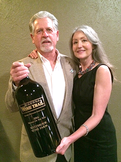 winery of the year award
